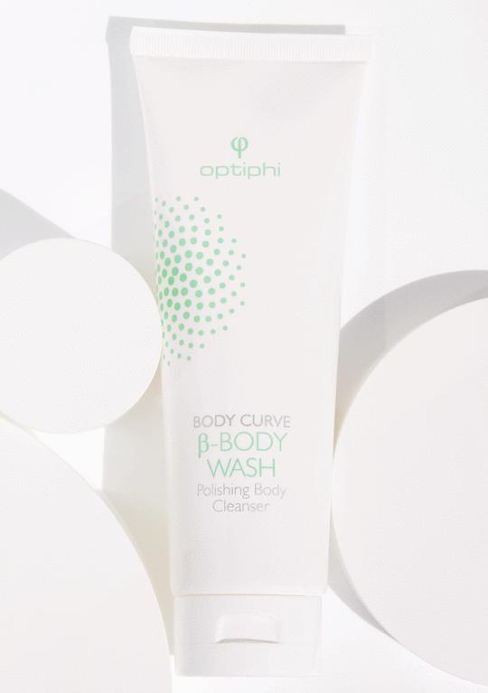 Optiphi Body Wash