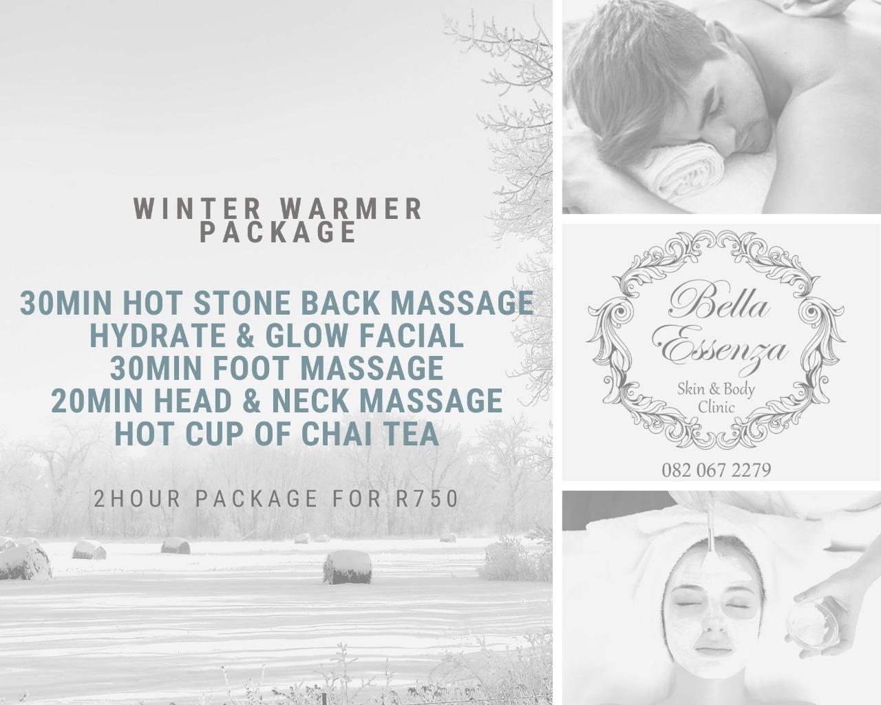 Winter Warmer Package 2021